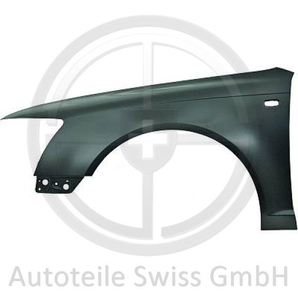 KOTFLÜGEL LINKS , Audi, A6 (Typ 4F2/4F5) 04-08