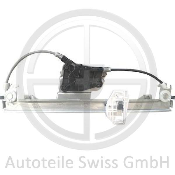FENSTERHEBER VORNE RECHTS, Audi, A6 (Typ 4F2/4F5) 04-08