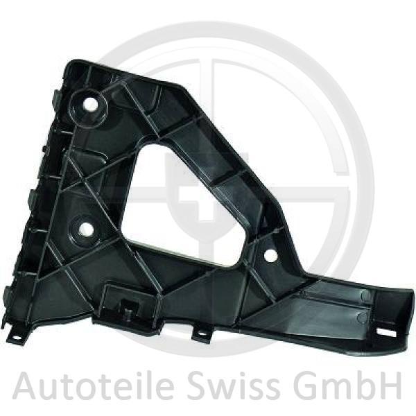STOßSTANGE HALTER VO. RE. , Audi, A6 (Typ 4F2/4F5) 04-08