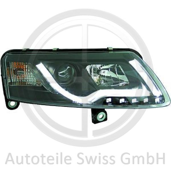 SCHEINWERFER SET, Audi, A6 (Typ 4F2/4F5) 04-08