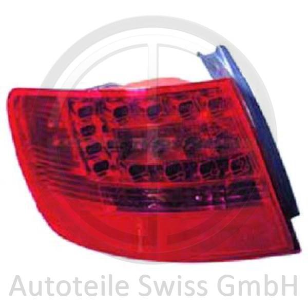 RÜCKLEUCHTE LINKS , Audi, A6 (Typ 4F2/4F5) 04-08