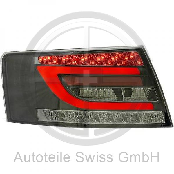 RÜCKLEUCHTEN SET , Audi, A6 (Typ 4F2/4F5) 04-08