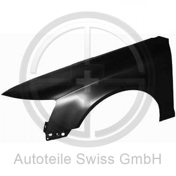 KOTFLÜGEL LINKS , Audi, A6 (Typ 4F2) 08-10