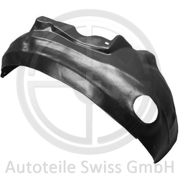 RADSCHALE VORNE LINKS, Audi, A6 (Typ 4F2) 08-10