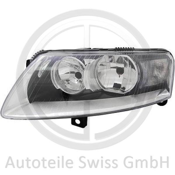 SCHEINWERFER LINKS , Audi, A6 (Typ 4F2) 08-10