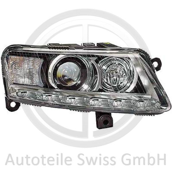 XENON SCHEINWERFER RECHTS , Audi, A6 (Typ 4F2) 08-10