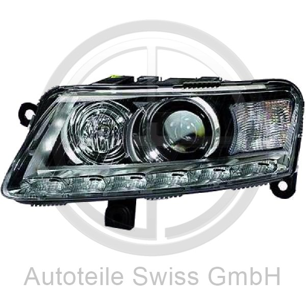 XENON SCHEINWERFER LINKS , Audi, A6 (Typ 4F2) 08-10