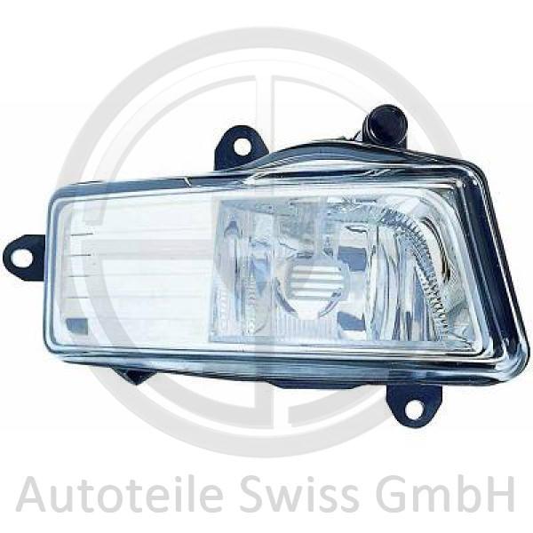 NEBELLEUCHTE RECHTS , Audi, A6 (Typ 4F2) 08-10