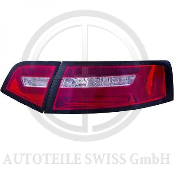RÜCKLEUCHTEN SET , Audi, A6 (Typ 4F2) 08-10