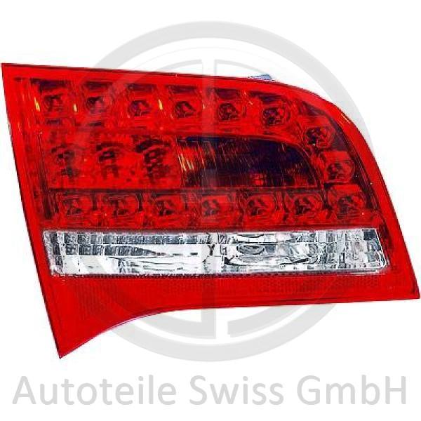 RÜCKLEUCHTE RECHTS , Audi, A6 (Typ 4F2) 08-10