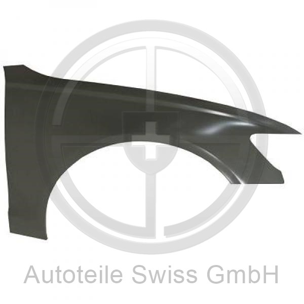 KOTFLÜGEL RECHTS , Audi, A6 (Typ 4G) 11-14