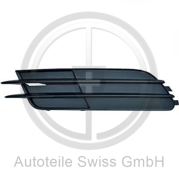 STOßSTANGE GRILL RECHTS , Audi, A6 (Typ 4G) 11-14