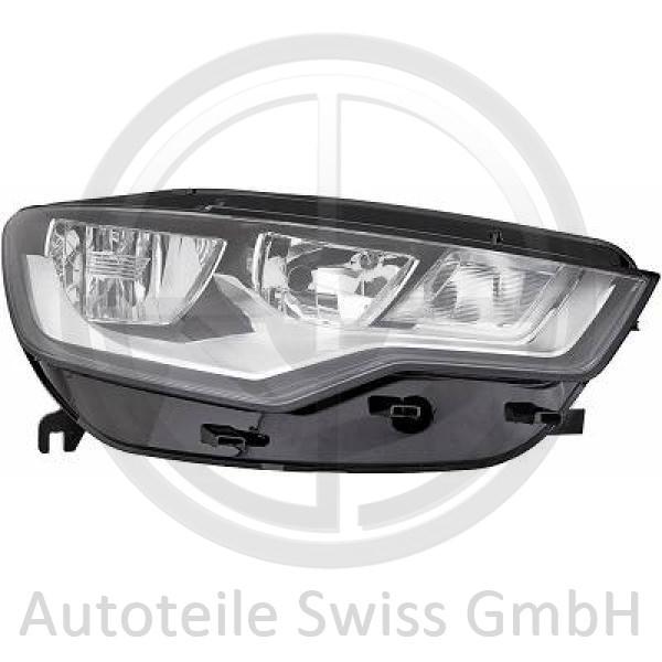 SCHEINWERFER RECHTS , Audi, A6 (Typ 4G) 11-14