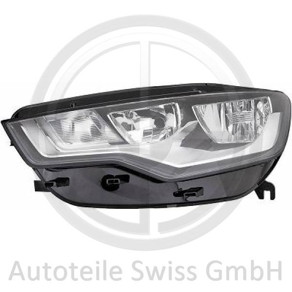 SCHEINWERFER LINKS , Audi, A6 (Typ 4G) 11-14