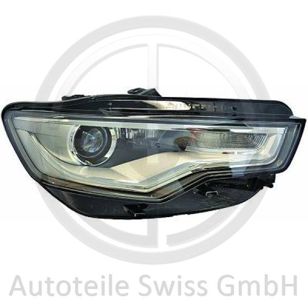 XENON SCHEINWERFER RECHTS , Audi, A6 (Typ 4G) 11-14