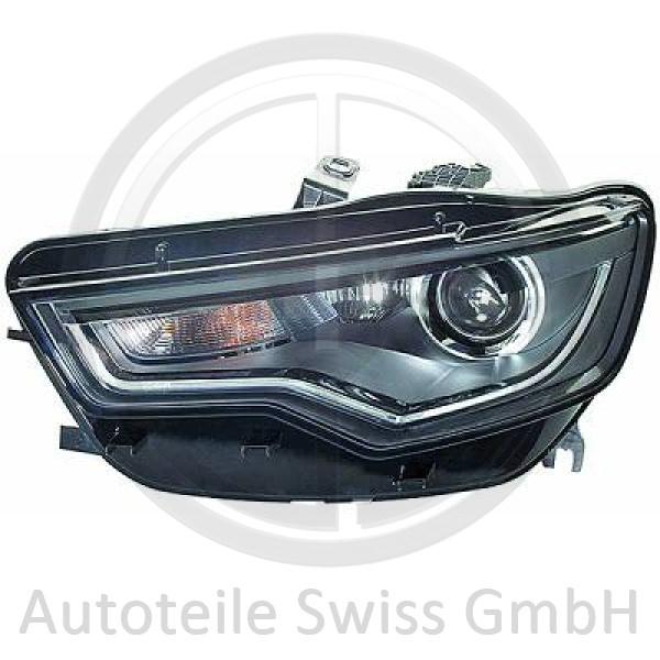 XENON SCHEINWERFER LINKS , Audi, A6 (Typ 4G) 11-14