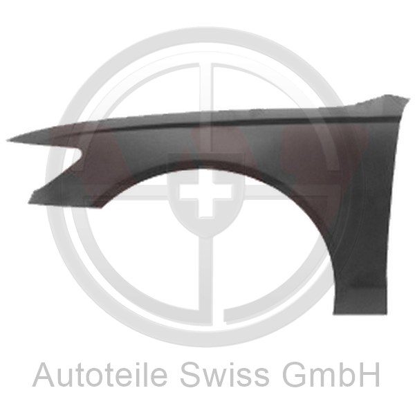 KOTFLÜGEL LINKS , Audi, A6 (Typ 4G) 11-14