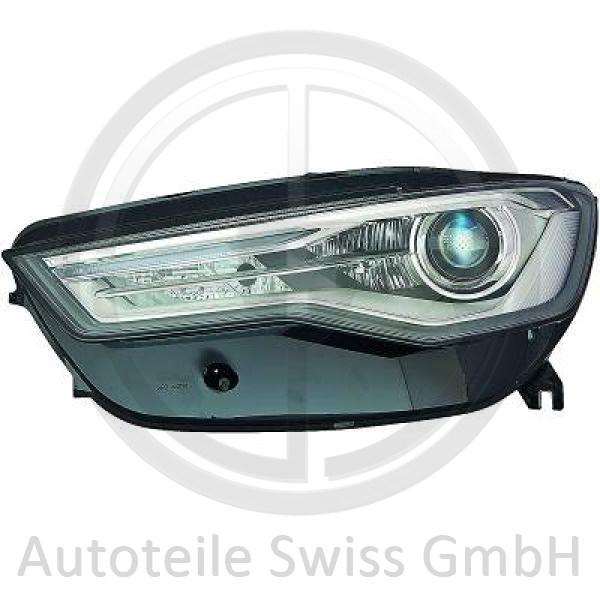 XENON SCHEINWERFER LINKS , Audi, A6 (Typ 4G) 14->>
