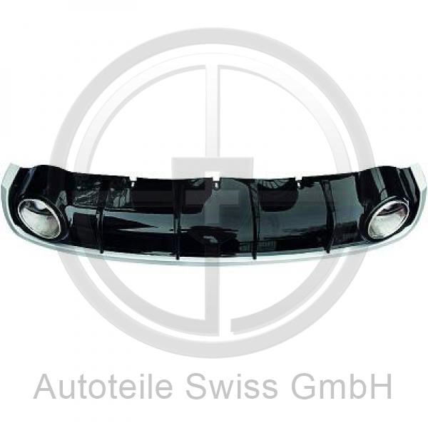 DIFFUSOR STOßSTANGE HINTEN , Audi, A6 (Typ 4G) 11-14