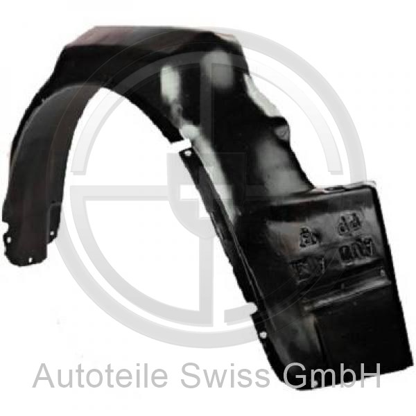 RADSCHALE VORNE RECHTS, Audi, A3 96-00