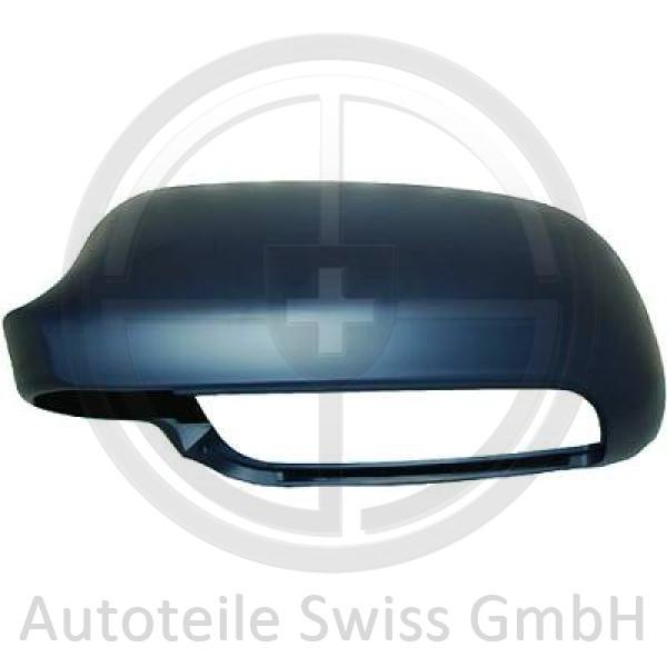 SPIEGELKAPPE RECHTS , Audi, A3 00-03