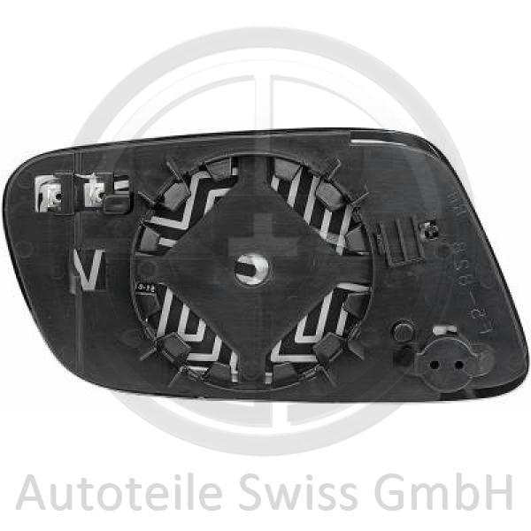 SPIEGELGLAS LINKS , Audi, A3 00-03