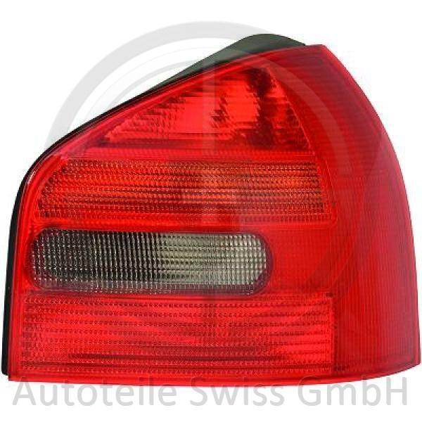 RÜCKLEUCHTE LINKS , Audi, A3 96-00