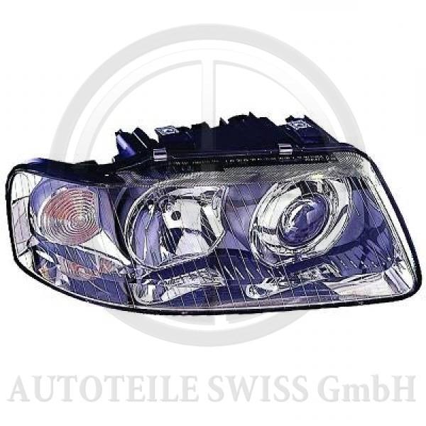 SCHEINWERFER RECHTS , Audi, A3 00-03
