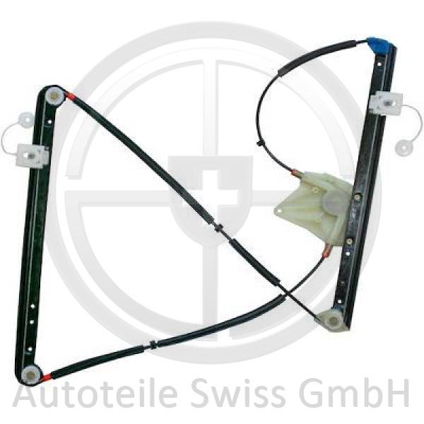FENSTERHEBER VORNE LINKS, Audi, A3 96-00