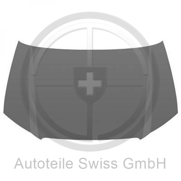 MOTORHAUBE , Audi, A3 03-05