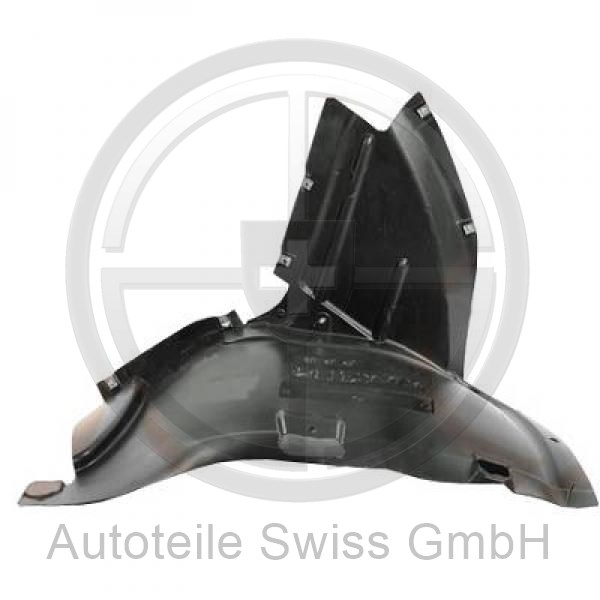RADSCHALE VORNE RECHTS, Audi, A3 03-05