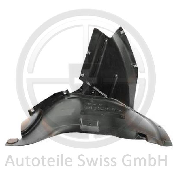 RADSCHALE VORNE LINKS, Audi, A3 03-05
