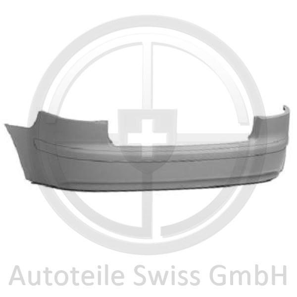 STOßSTANGE HINTEN , Audi, A3 03-05