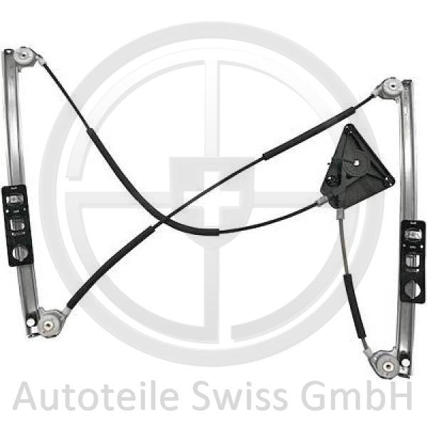 FENSTERHEBER VORNE RECHTS, Audi, A3 03-05