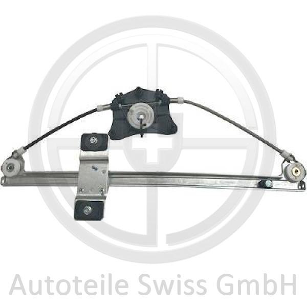 FENSTERHEBER HINTEN RECHTS, Audi, A3 03-05