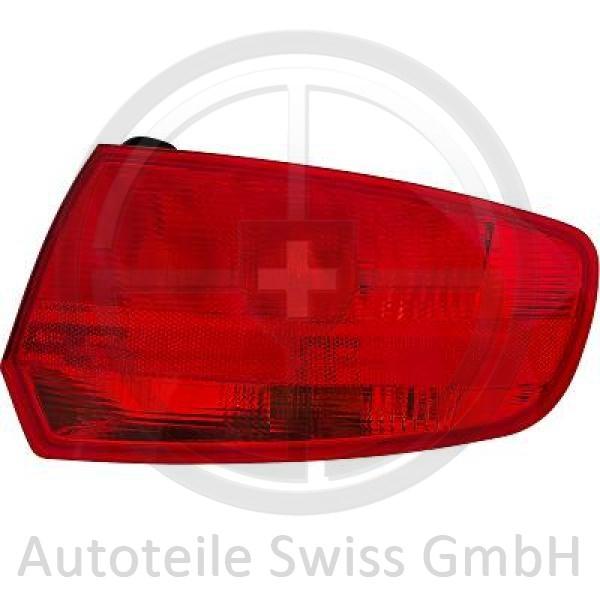 RÜCKLEUCHTE RECHTS , Audi, A3 03-05
