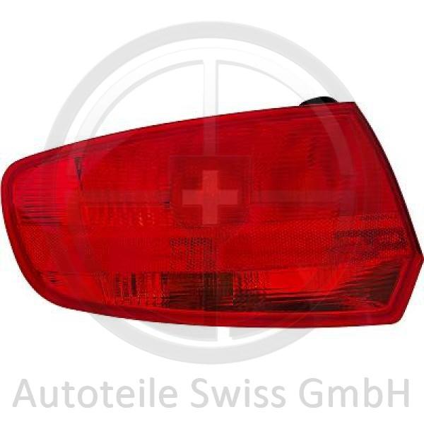 RÜCKLEUCHTE LINKS , Audi, A3 03-05