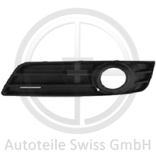 STOßSTANGE GITTER LINKS, Audi, A3 Lim./Sportb./Cabrio 08-12