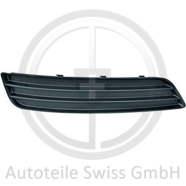 STOßSTANGE GITTER RECHTS, Audi, A3 Lim./Sportb./Cabrio 08-12