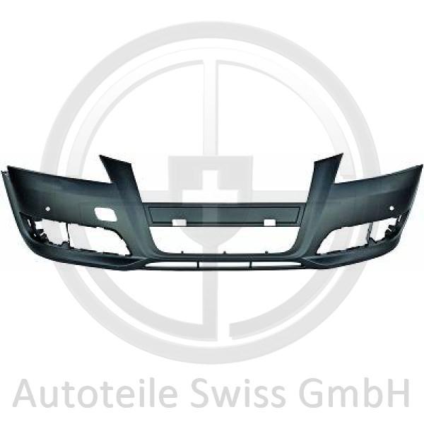 STOßSTANGE VORN , Audi, A3 Lim./Sportb./Cabrio 08-12