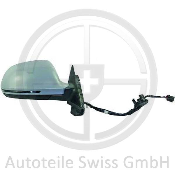 SPIEGEL LINKS , Audi, A3 Lim./Sportb./Cabrio 08-12