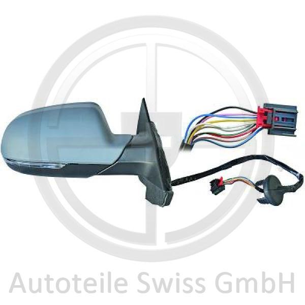 SPIEGEL RECHTS , Audi, A3 Lim./Sportb./Cabrio 08-12
