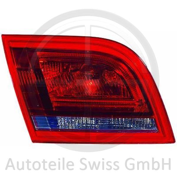 RÜCKLEUCHTE RECHTS INNEN, Audi, A3 Lim./Sportb./Cabrio 08-12