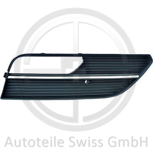 STOßSTANGE GITTER RECHTS, Audi, A3 Lim./Sportback (Typ8V) 12-16