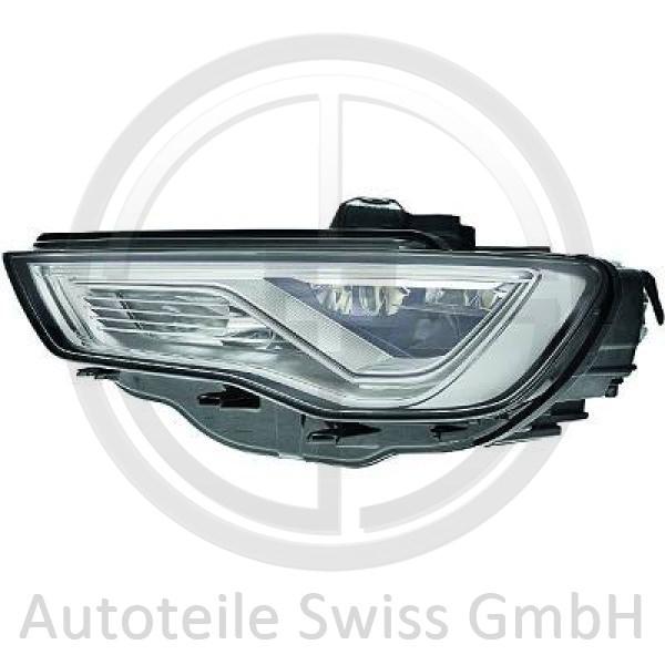 LED SCHEINWERFER RECHTS, Audi, A3 Lim./Sportback (Typ8V) 12-16