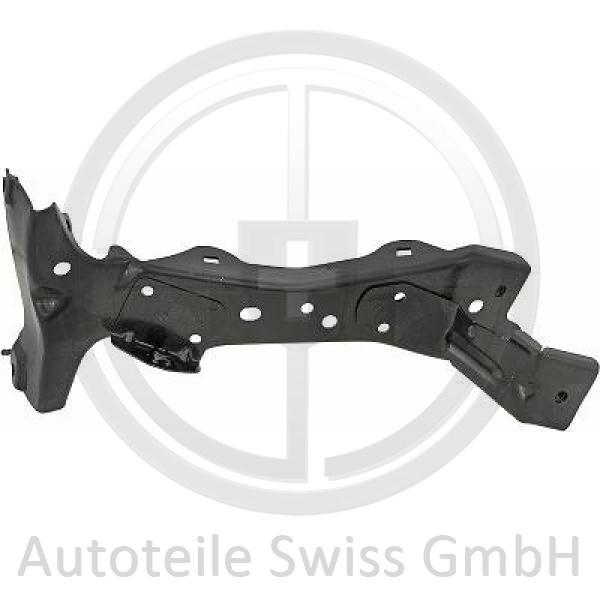 HALTER KOTFLÜGEL VORNE RECHTS,, Audi, A3 Lim./Sportback (Typ8V) 12-16