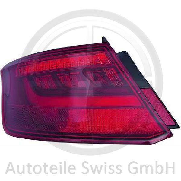 RÜCKLEUCHTE LINKS AUßEN, Audi, A3 Lim./Sportback (Typ8V) 12-16