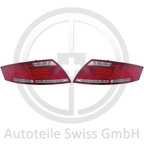 RÜCKLEUCHTEN SET , Audi, TT Coupe/Cabrio 06-10
