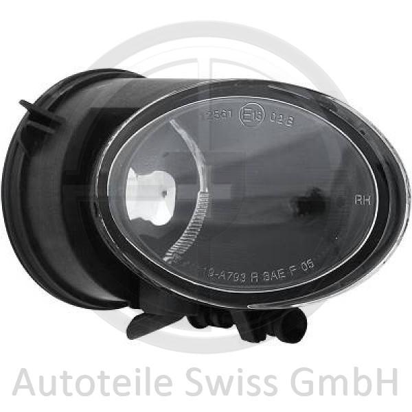 NEBELSCHEINWERFER RECHTS , Audi, TT Coupe/Cabrio 06-10