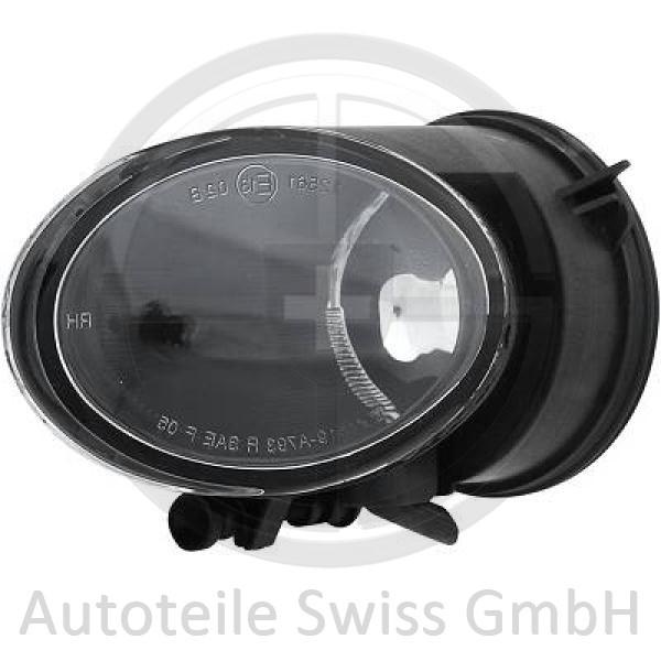 NEBELSCHEINWERFER LINKS , Audi, TT Coupe/Cabrio 06-10